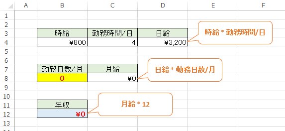 [Excel]ゴールシーク-001